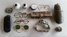 A Selection of Antique Objects