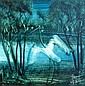 Kevin Charles (Pro) Hart (1928-2006) Waterbirds Oil on board