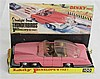 A Dinky Toy Lady Penelope FAB1 Model 100 1967/75 with pictorial inner stand no box