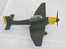 A Dinky Toy Junkers JU87B Model Aeroplane No 721