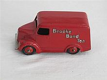 A Dinky Toy Model Trojan Brooke Bond Tea Van No 455