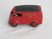 A Dinky Toy Royal Mail Van No 260