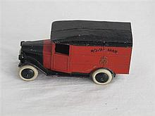 A Dinky Toy Royal Mail Van No 34B