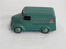 A Dinky Toy Trojan Van Chivers Jellies No 452