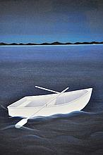 Jones, The Dingy, oil on canvas