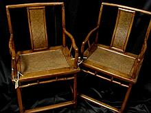 Two Official Hat Chairs