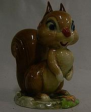 Beswick figure of a squirrel