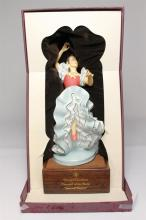 A Royal Doulton limited edition 'Dancers of the World' figurine of a Spanish Flamenco Dancer