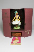 A Royal Doulton limited edition 'Dancers of the World' figurine of a West Indian Dancer