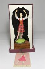 A Royal Doulton limited edition 'Dancers of the World' figurine of a Scottish Highland Dancer