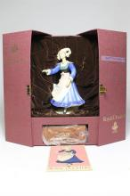 A Royal Doulton limited edition 'Dancers of the World' figurine of a Breton Dancer
