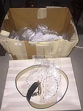 A Box of Assorted Costume Jewellery New in Packages