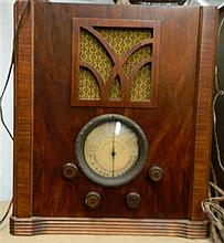An Airline Tombstone Radio