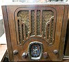 A 1930s Crossley Radio