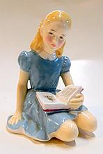 A Royal Doulton figure 'Alice' HN2158