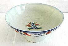 A Chinese Porcelain Footed Cup