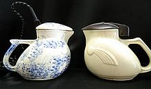 Two Ceramic Electric Kettles