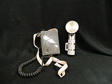 A Vintage Kalimar PM 540 Electronic Flash