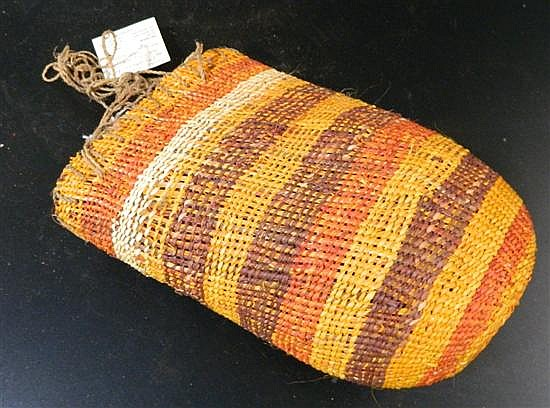Pandanus Woven Bag, Betty Manjarea
