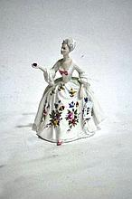 A Royal Doulton figure ornament, Diana, 21.5cm H