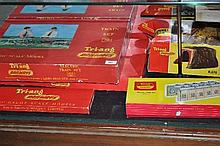 A Tri-ang Railways electric scale model train set, together with boxed accessories