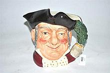 A Royal Doulton character jug, Mein Host