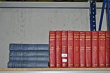10 Volumes, Australian Encyclopedia, 4 Volumes Hutchinsons Animals of the World
