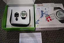 A Breuer PM25 heart rate monitor watch kit