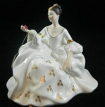 A Royal Doulton figurine 'My Love'
