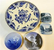 A collection of Bavarian ceramics,