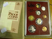A Royal Australian Mint '1988 Proof Coin'