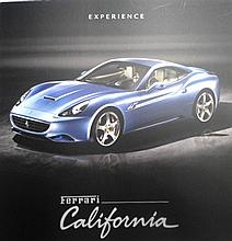 A Ferrari California Sales Brochure