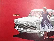 A Marvelous Ford Zodiac Sales Brochure