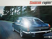 A Sunbeam Rapier Sales Brochure