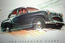 A Superb Standard Eight Brochure
