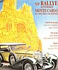 A Rally Monte Carlo Poster September 2000