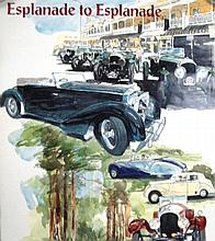A 1998 Bentley Esplanade to Esplanade Poster