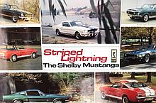 A 1978 Automobile Quarterly Shelby Mustangs Poster