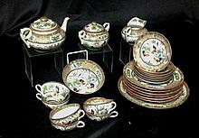 A Chinese Export Ware Dinner Service, Republic Period (1912-1949),