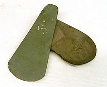 A Pair of New Guinea Axe Heads