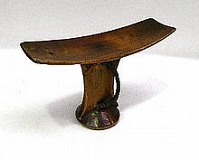 A Turkana Headrest