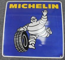 A fine Michelin enamel sign in excellent condition