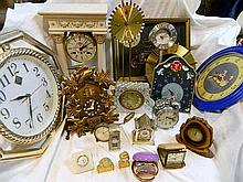 Box of clocks