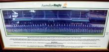 A 1996 Wallabies Mini Panorama Colour Photograph;