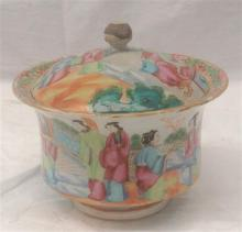 A Chinese Lidded Pot