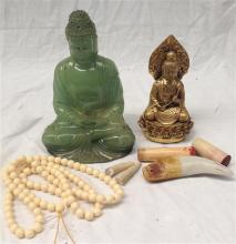A Collection of Asian Items,
