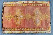 An Indian Cushion Cover