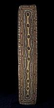 A House Board, April River, PNG,