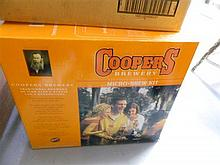 A Coopers brewery micro brew kit