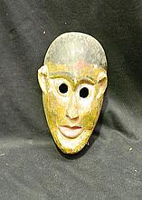 An Indonesian Wood Mask